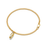 Diamond Magic Capsule Chain Bracelet