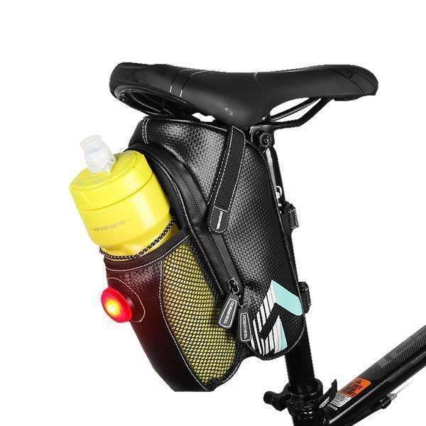 3 In 1 LED Saddle Bag - Air Volt