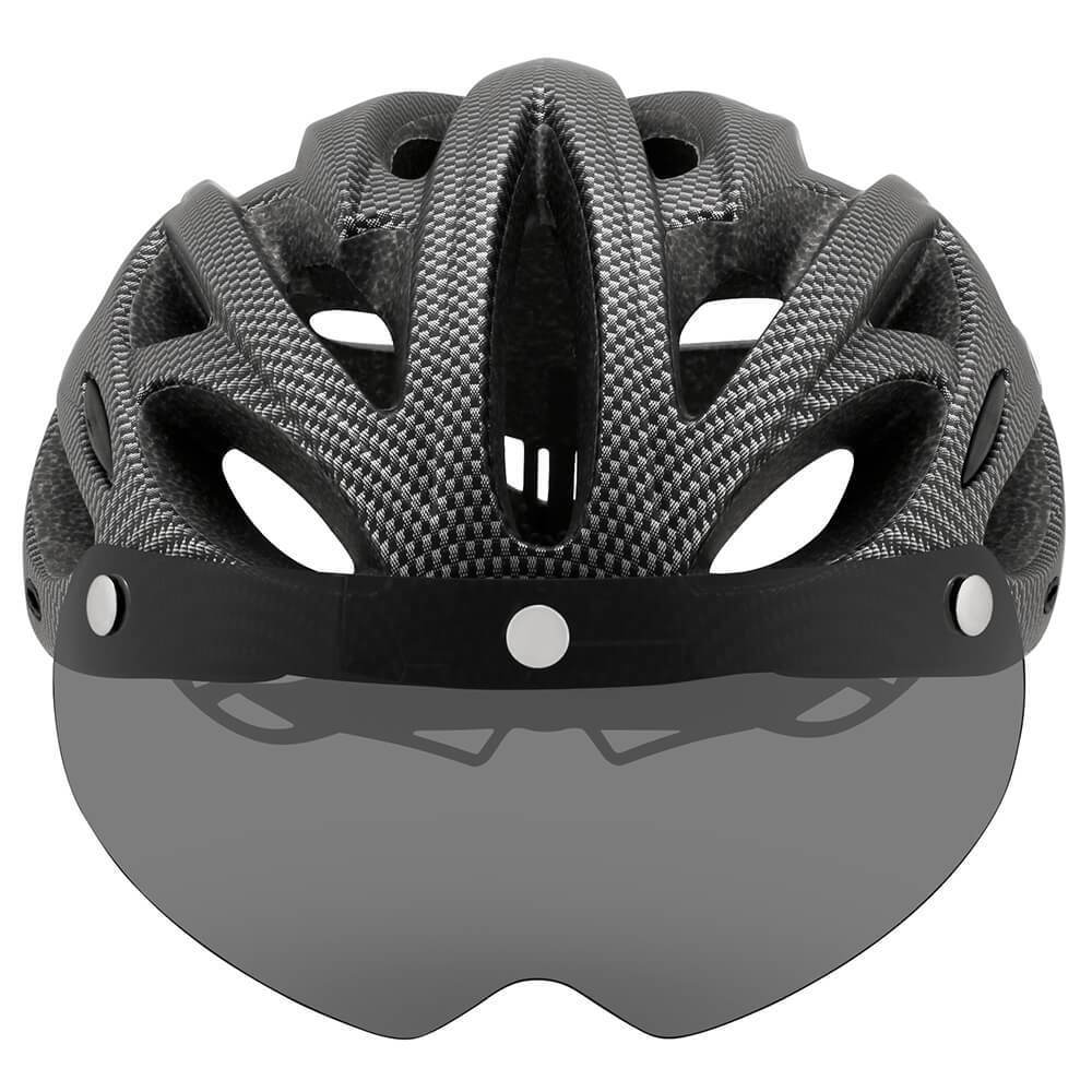 Air Volt | LED Cycling Helmet with Visors - Air Volt