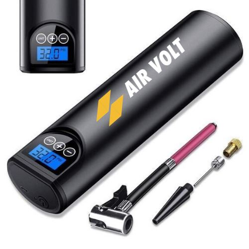 Air Volt | Portable Electric Air Pump - Air Volt
