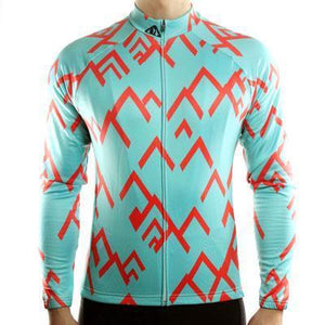 King of the Mountain Thermal Fleece Jersey - Air Volt