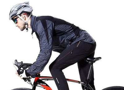 MTP Windproof Cycling Jacket - Air Volt