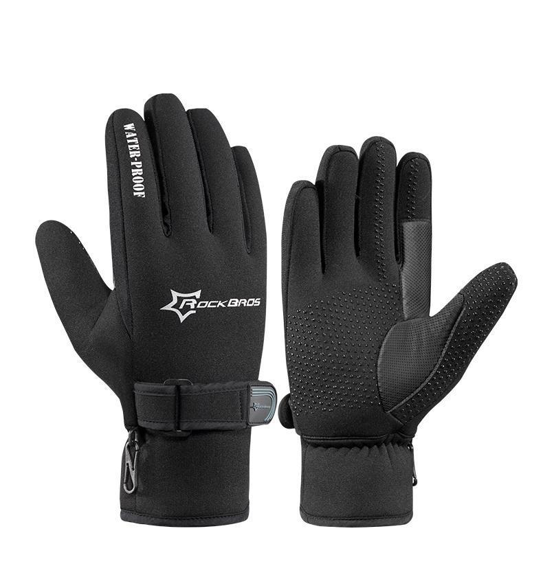 RB Heavy Winter Thermal Gloves - Air Volt