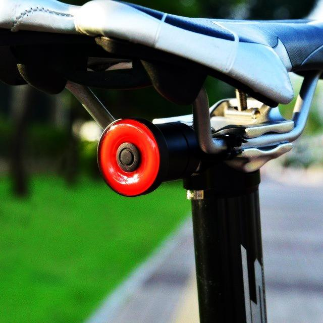 SMRTLTE - Ultra-Smart Bike Tail Light - Air Volt