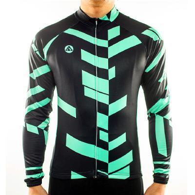 Swift Thermal Fleece Jersey - Air Volt