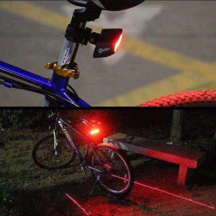 UltraLaser X5 - Remote Wireless Rear Light - Air Volt