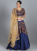 Bollywood Vogue Customised Layered Lehenga Set