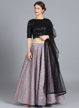Bollywood Vogue Customized Embroidered Lehenga Set