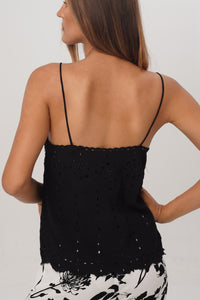 Balian Embroidered Camisole