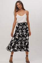 Load image into Gallery viewer, Seoul Midi Skirt