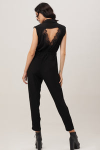 Astre Lace Jumpsuit