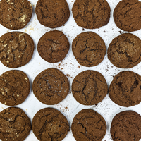 Bake-At-Home Chewy Molasses Cookies