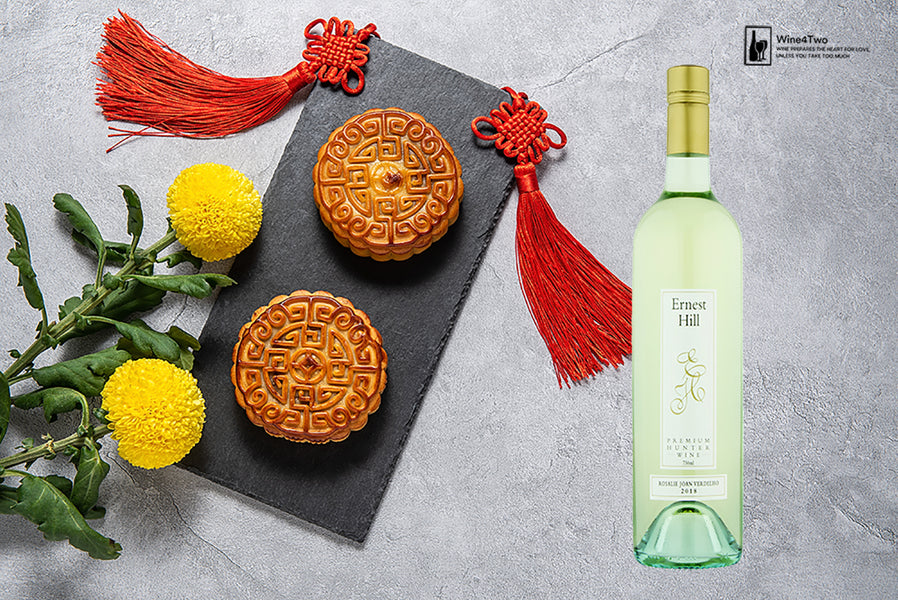 Wine Companion for MoonCakes
