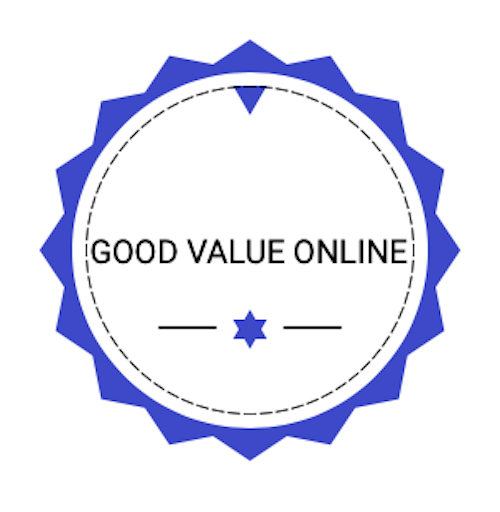 GOOD VALUE ONLINE