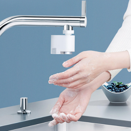 INSTANTXX Infrared Induction No Touch Faucet for Hygienic Kitchen