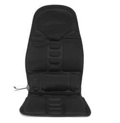 Heated Massage Seat For Back Pain Relief and Relaxation