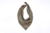 Neckerchief - Clay Rock Plaid