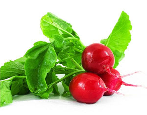 Radish (Red Round) Seeds English Vegetable Seeds