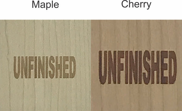 BYO Stain Color (Maple or Cherry Wood)