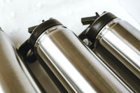 40oz Stainless Steel Flask - Banana Leaf Tumblers