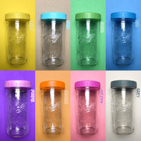 Personalized Boba/Smoothie Cups - Banana Leaf Tumblers Custom Tumblers Flasks