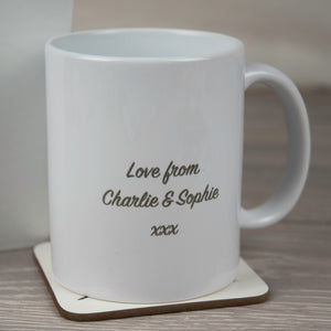 Personalised Always My Mother Ceramic Mug