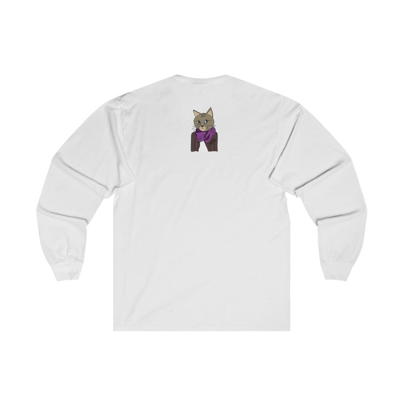 Leave a Sparkle Unisex Long Sleeve Tee - Pets Tee Shirt Store