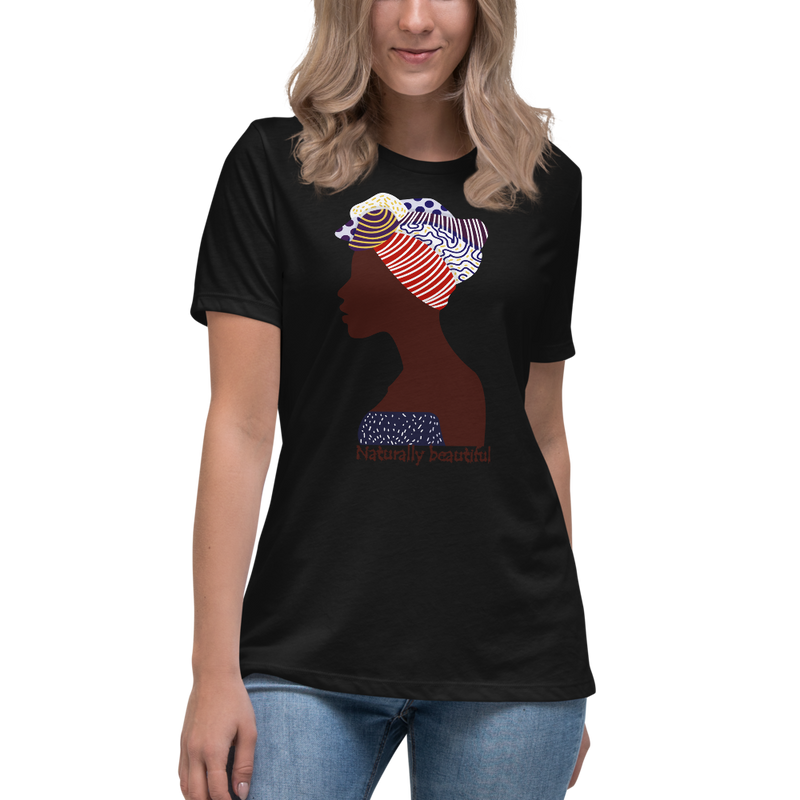 Pretty Ladies Relaxed Tee-Shirt - Pets Tee Shirt Store