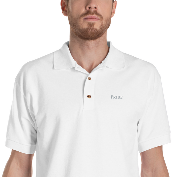 Customizable Embroidered Polo Shirt - Pets Tee Shirt Store