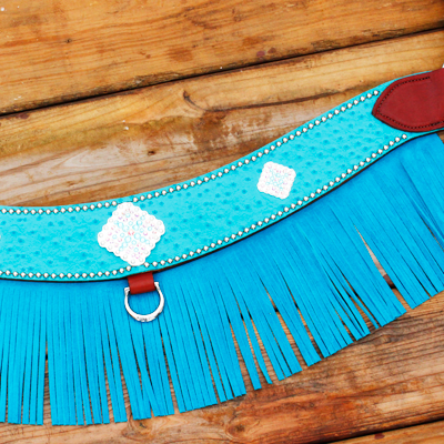 Custom Fringe Tripping Collar