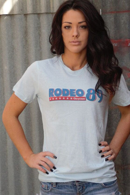 RODEO 89 Cheyenne Short Sleeve Tee