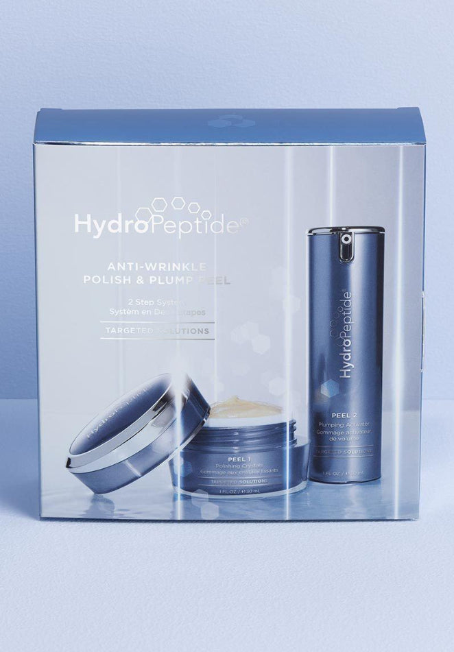 Hydropeptide Polish And Plump Face Peel