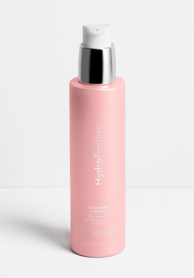Hydropeptide Cashmere Cleanse Rose Milk