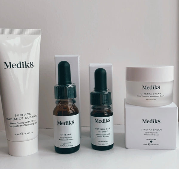 Medik8 'Try me' Skincare Kit for Normal/Oily Skin