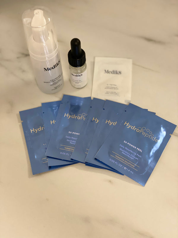 Pre & Post Peel Kit