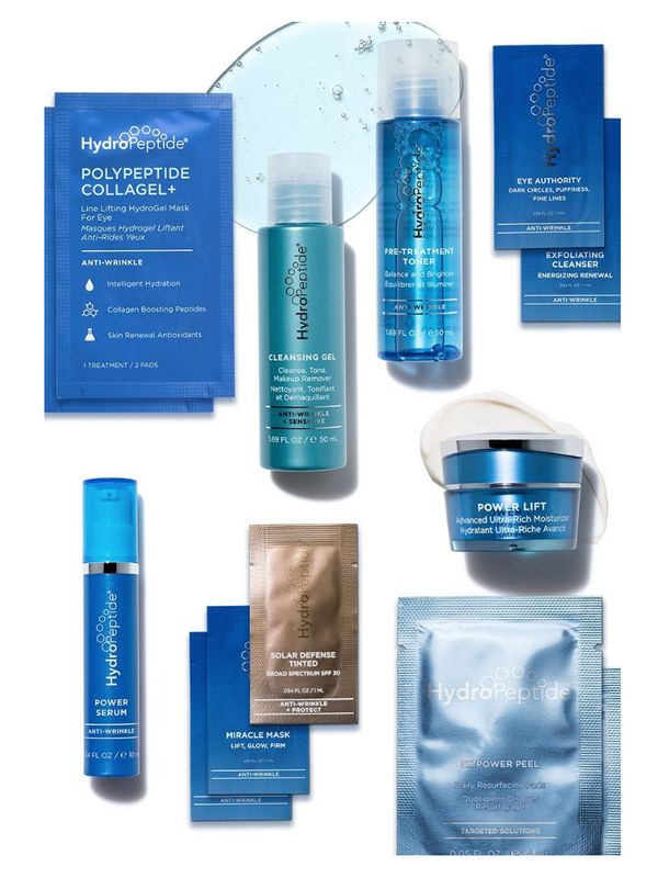 Hydropeptide Wrinkle Warrior Facial Pack