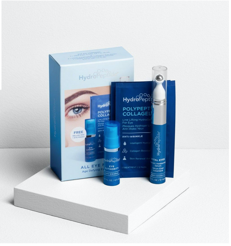 Hydropeptide - All Eye Need Limited Edition Eye Pack