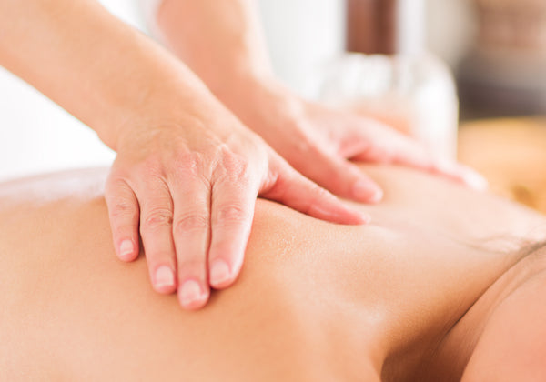 Back Massage 30 Minutes
