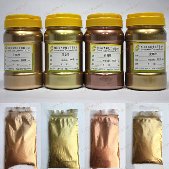 100g Flash gold powder pigment