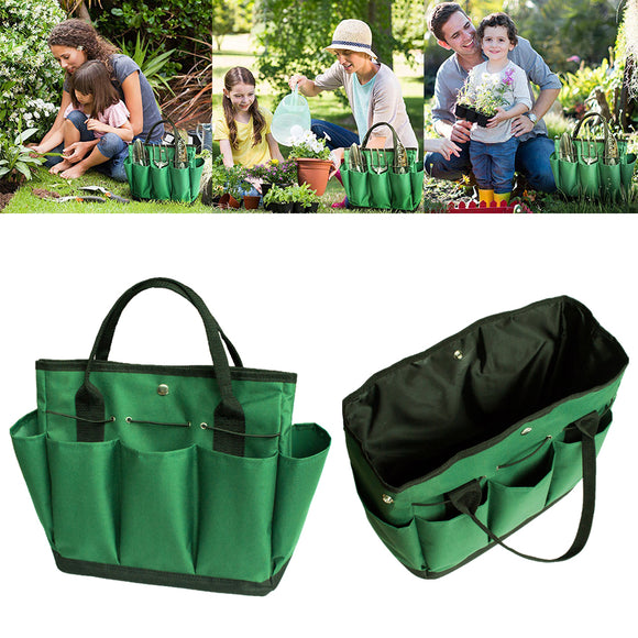 Gardening Tools Tote Storage Bag Carrier