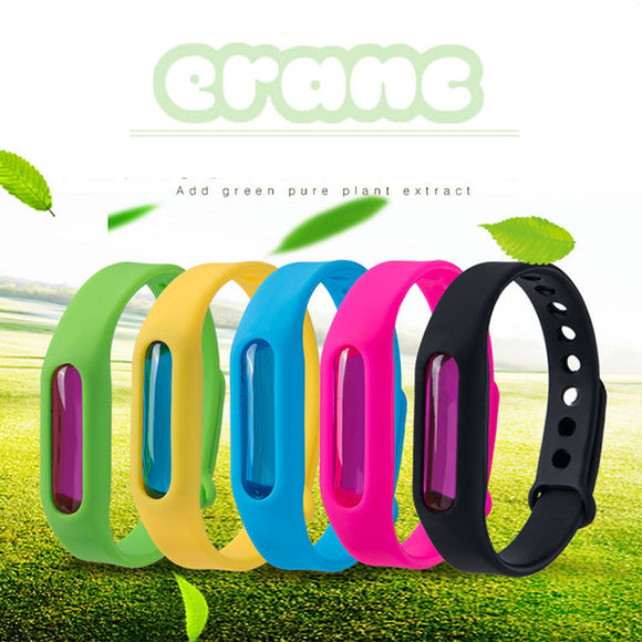 Bugs Control Mosquito Repellent Wristband