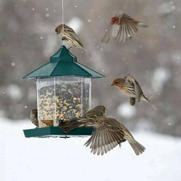 Outdoor Waterproof Bird Feeder