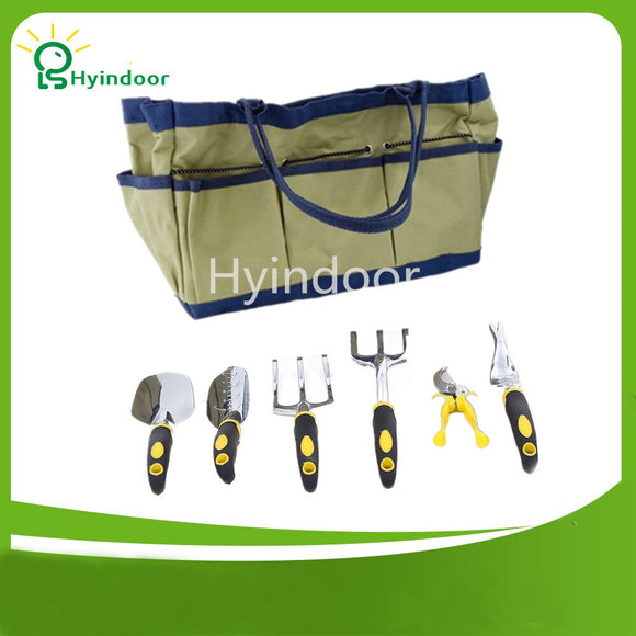 Hardware Garden Tote with