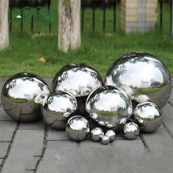 High Gloss Glitter Stainless Steel Ball Sphere Mirror