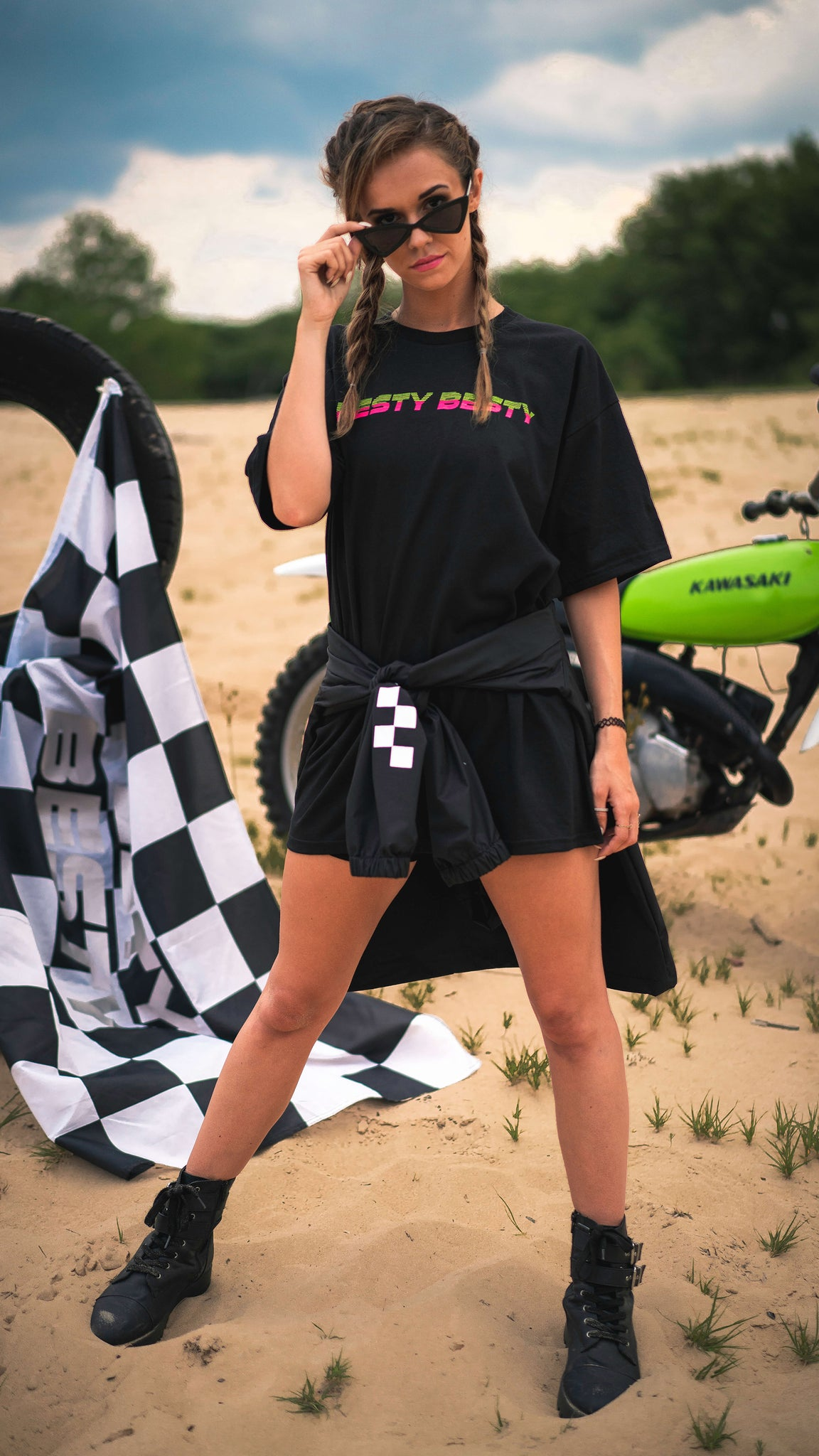 FESTY BESTY X GABBY J. DAVID | MOTOSPORT COLLECTION [001]