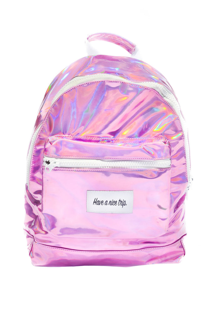 Time Traveler Backpack (Bubblegum)