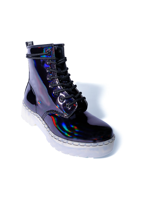 (Pre-Order) Super-Air Black Iridescent Combat