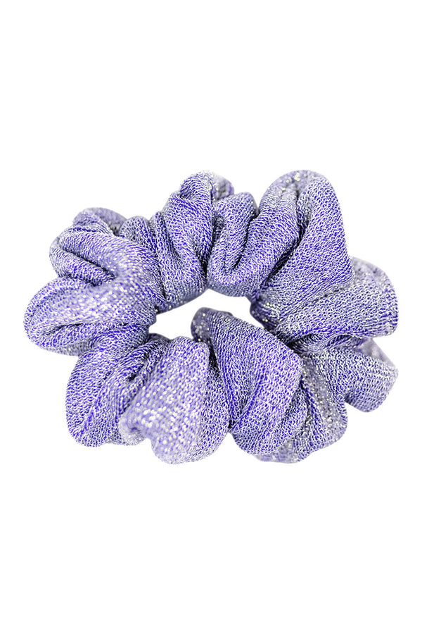 Dreamy Vivid Purple Scrunchie