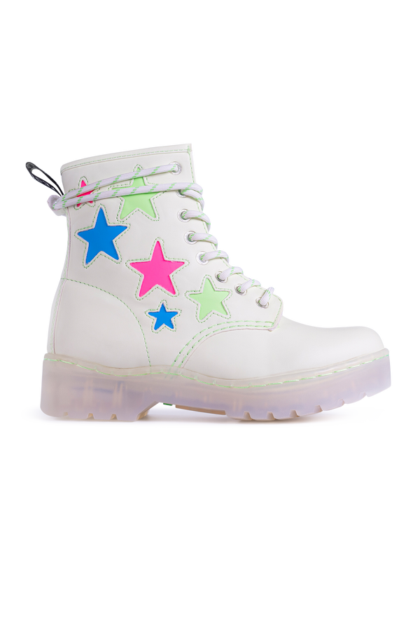FESTY BESTY Super-Air Glow Stars Combat