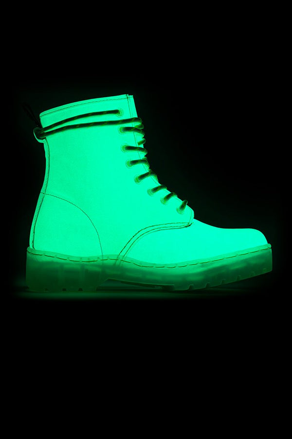 Super-Air Green Glow Combat